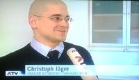 Pressemeldung - Detektiv Christoph Jäger (Wien): Fernsehen / ATV aktuell